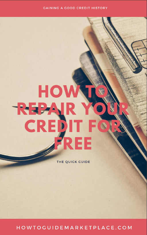 How to Repair Your Credit Yourself For Free - Improve Your Credit In 30 Days - Free Coaching