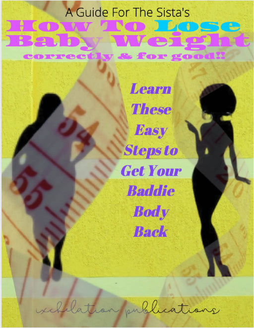 How To Lose Baby Weight Correctly & For Good