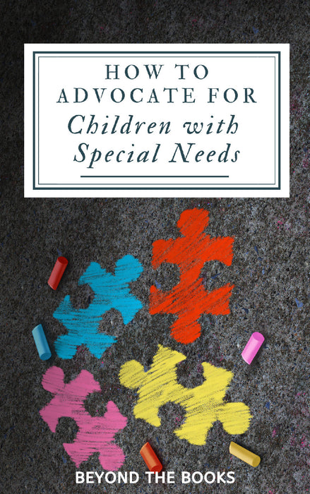 How to Advocate for Child with Special Needs