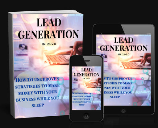 LEAD GENERATION IN 2020