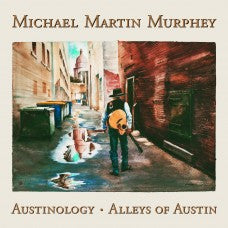Autographed Copy of Austinology - CD (2018)