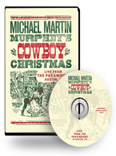 Load image into Gallery viewer, Cowboy Christmas DVD - Live From Austin Texas