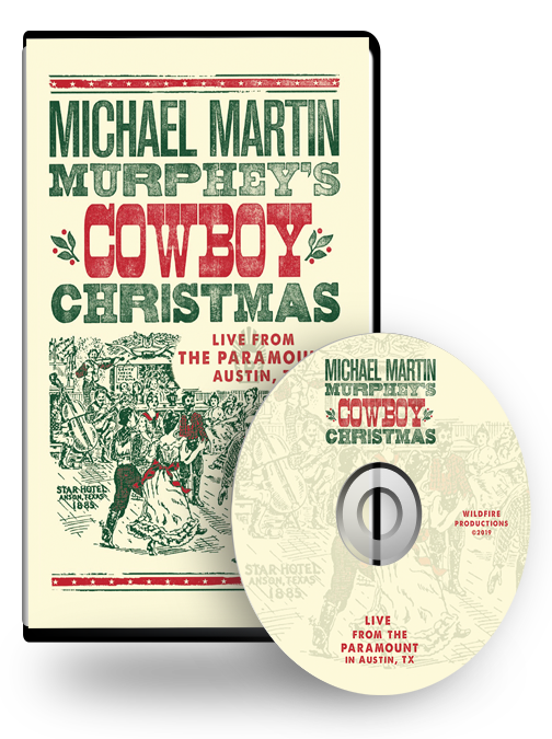 Cowboy Christmas DVD - Live From Austin Texas
