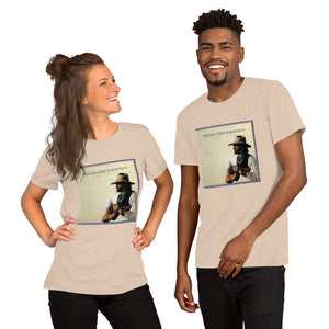 Cowboy Songs T-Shirt - Original Art
