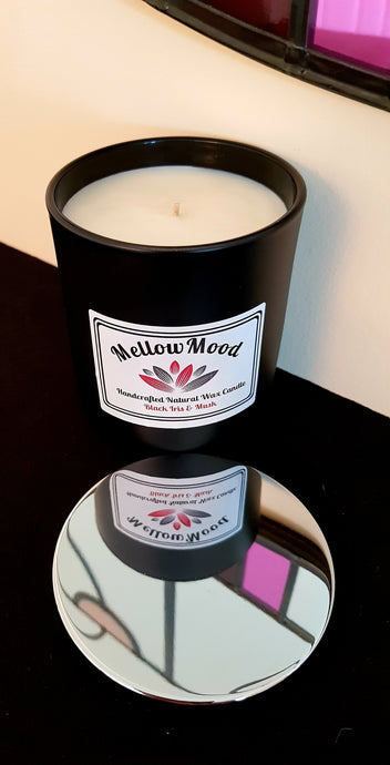 Black Iris & Musk - Mellowmood Candles