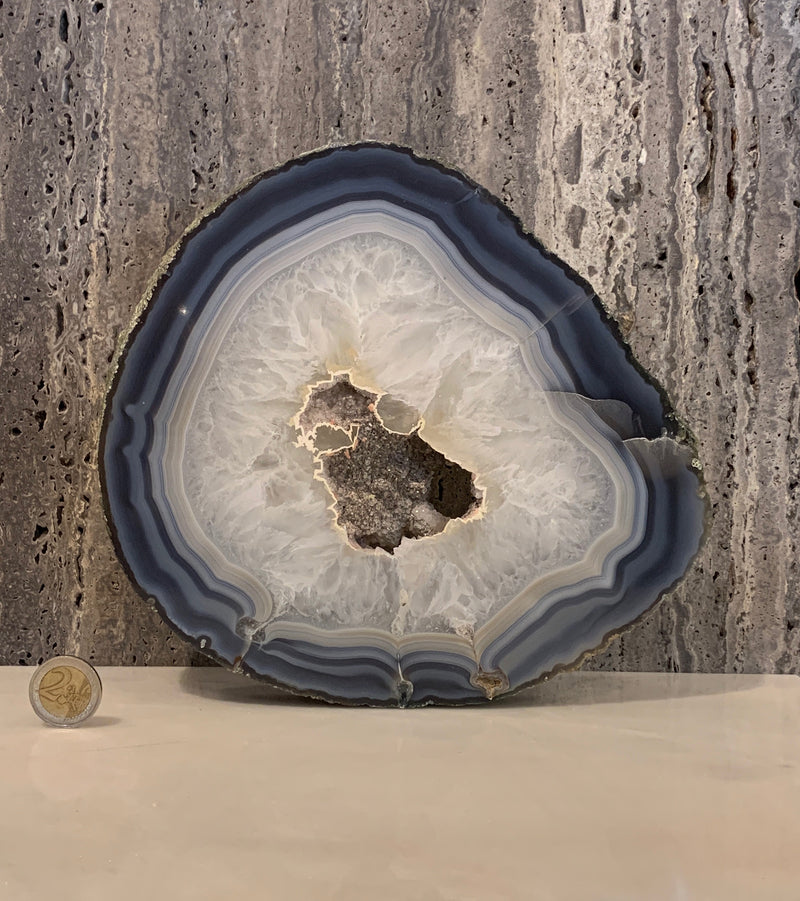 Thick Agate Slice
