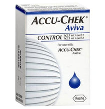 Load image into Gallery viewer, Accu-Chek Aviva Control Solution