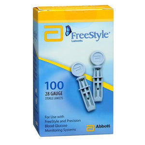 Freestyle Sterile Lancets 100ct