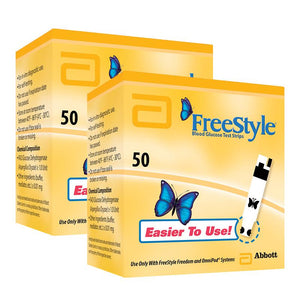 FreeStyle Test Strips 100ct