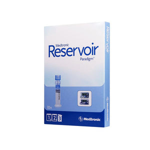 Minimed Paradigm Reservoir 1.8ml - Box of 10