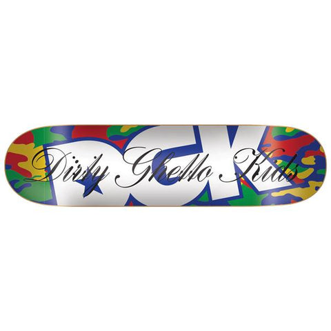 DGK Primary 8.06 Skateboard Deck