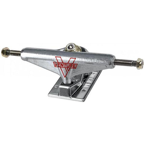 Venture Hi Light Polished 5.25 Skateboard Trucks Pair