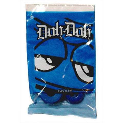 Doh Doh Skateboard Bushings Blue 88 Really Soft