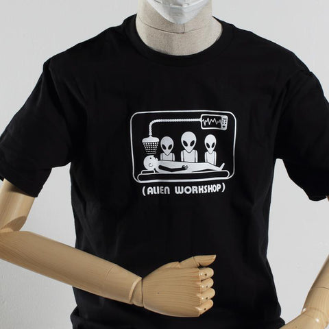 Alien Workshop Brainwash Youth T-Shirt Black