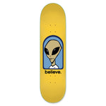 Alien Workshop Believe 8.25 Skateboard Deck