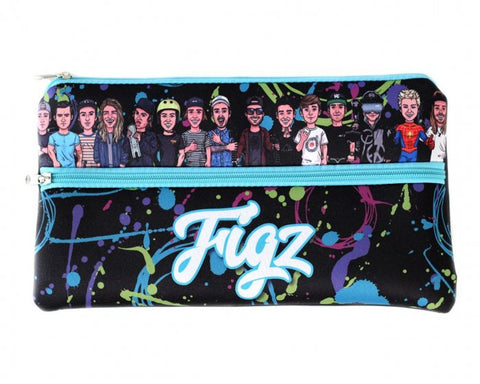 Figz Pencil Case Splatter