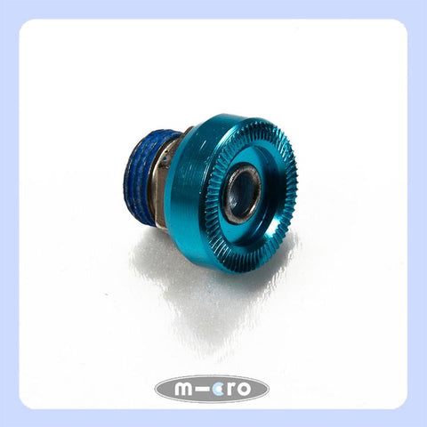 Micro Push Button Blue #1009