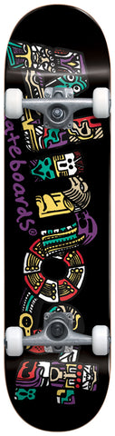 Almost Aztecian Youth 7.25 Complete Skateboard