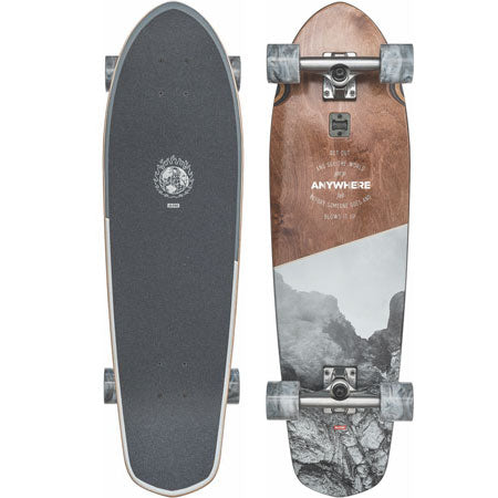 Globe Big Blazer Anywhere Complete Cruiser Skateboard