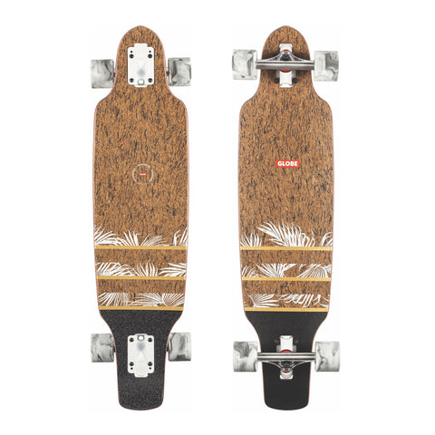 Globe Spearpoint Mini Longboard Cork/Agave