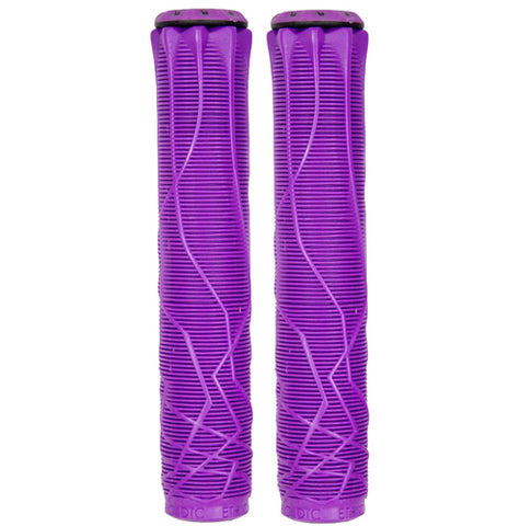 Ethic Scooter Grips Purple