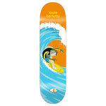 Enjoi Surfs Up Barletta 8.0 Impact Light Skateboard Deck