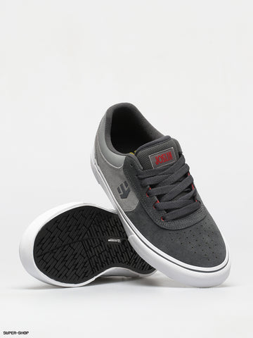 Etnies Joslin Vulc Dark Grey/Grey Skateboard Shoes