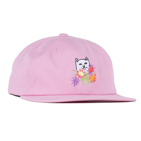 Rip N Dip Nermcasso Strapback Cap Pink