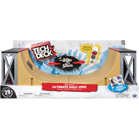 Tech Deck Halfpipe