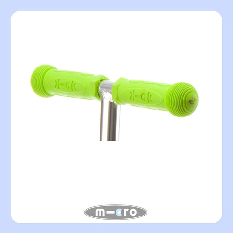 Micro Scooter Handle Grips Lime Green