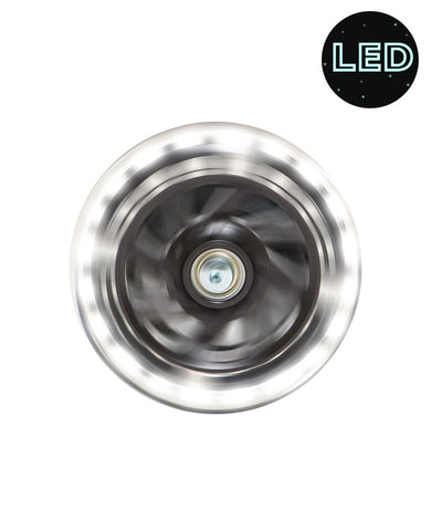 Micro LED 100mm Wheel Single