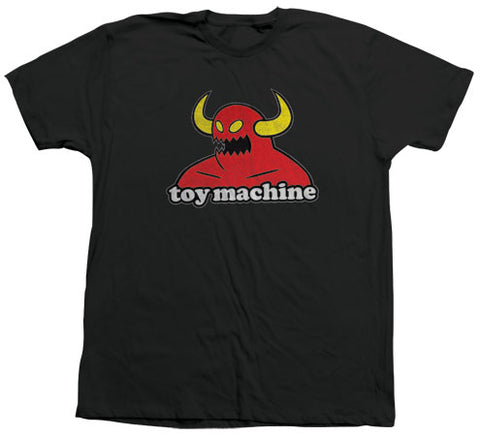 Toy Machine Mosnter Tee Black Small
