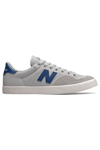 New Balance Numeric Grey/Blue Skateboard Shoes