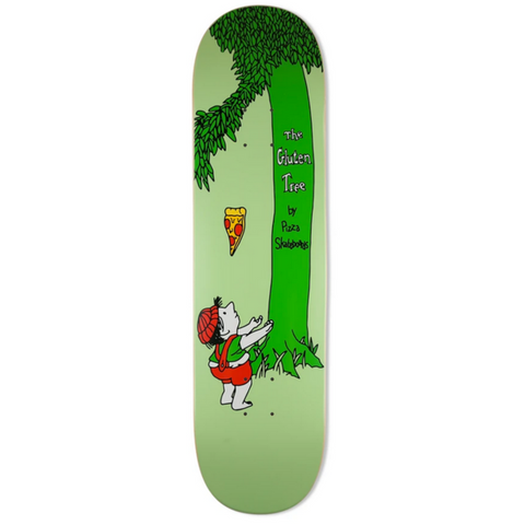 Pizza Gluten 8.5 Skateboard Deck