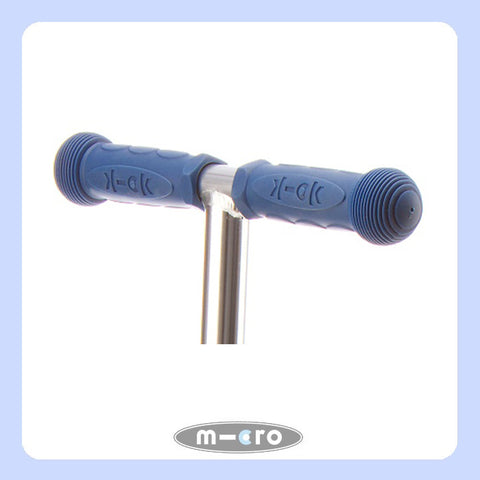 Micro Scooter Handle Grips Blue