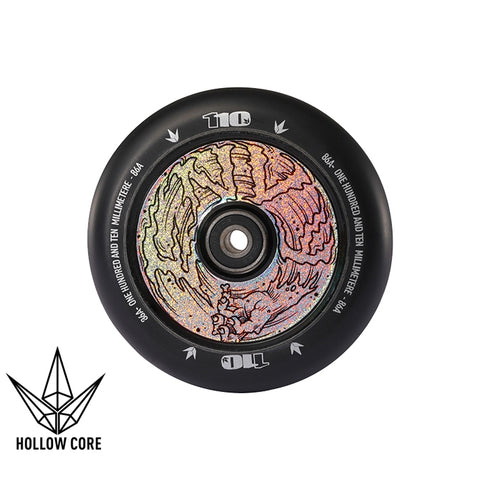 Envy Hollowcore Hologram Hand 120mm Scooter Wheel