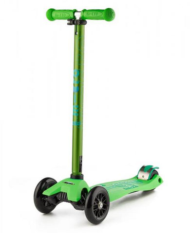 Micro Maxi Deluxe Scooter Green