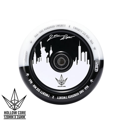 Envy Jon Reyes 120mm Scooter Wheel Black/White