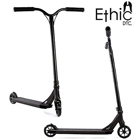 Ethic Artifact V2 Complete Scooter Black
