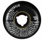 Gawds Wheels Tomek 60mm/90a Round Profile 4 Pack