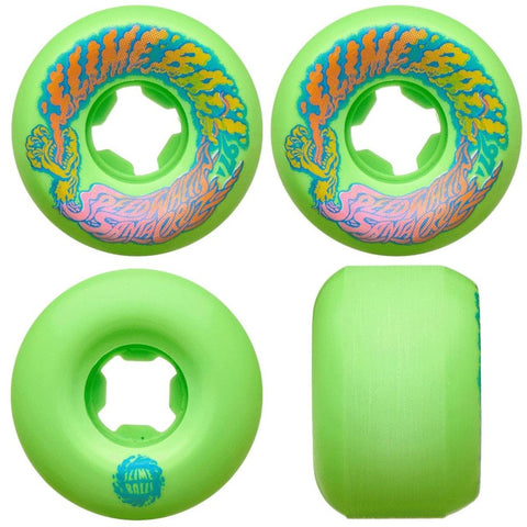 Slime Balls Vomits Green 53mm/97a Skateboard Wheels