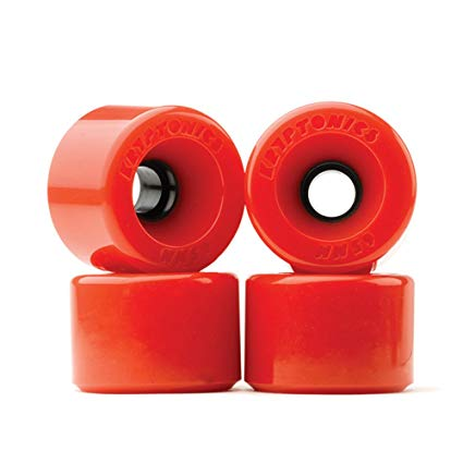 Kryptonics Star Trac 60mm 78a Red Skateboard Wheels