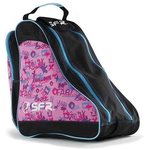 SFR Skate Bag Pink Graffiti