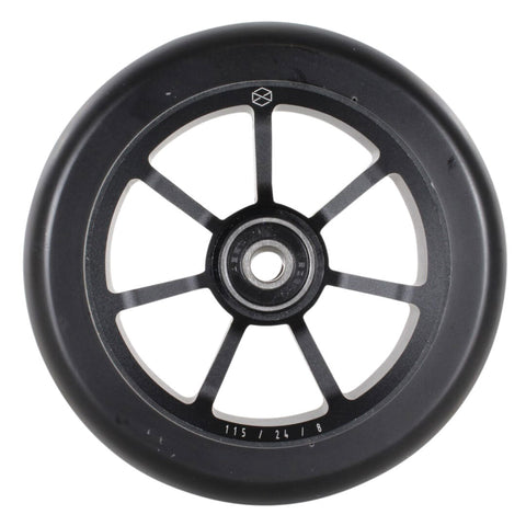 Native Stem Wheel 115mm Single Black