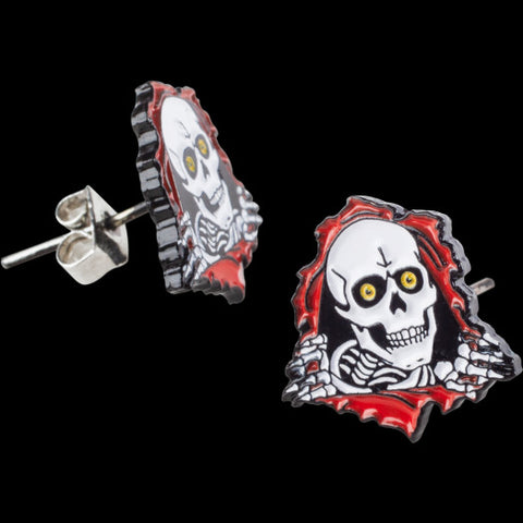 Powell Peralta Ripper Earrings