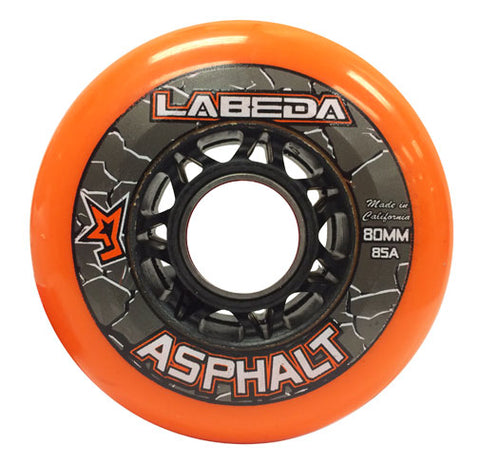Labeda Ashphalt Wheels 4 Pack