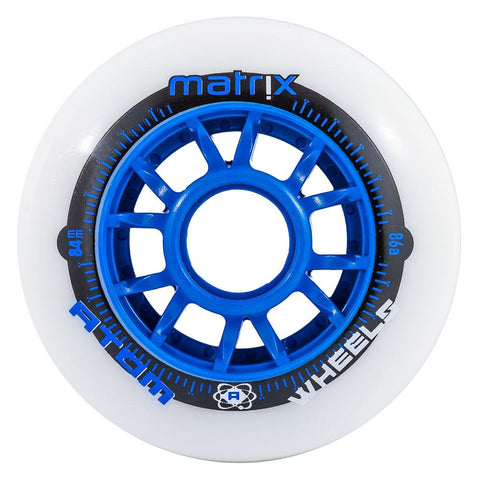 Atom Matrix Wheel 84mm/86a 8 Pack