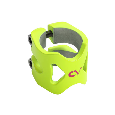 Sacrifice Claudius Vertessi IHC Scooter Clamp Neon Yellow