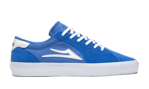 Lakai Flaco II Blue Suede Skateboard Shoes