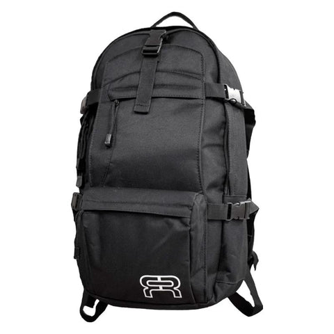 FR Slim Black Backpack